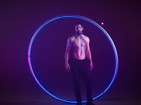 The Cirk - Cyr Wheel Act
